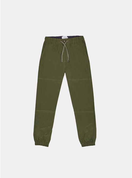 Khaki Ripstop Hike Combat Trousers