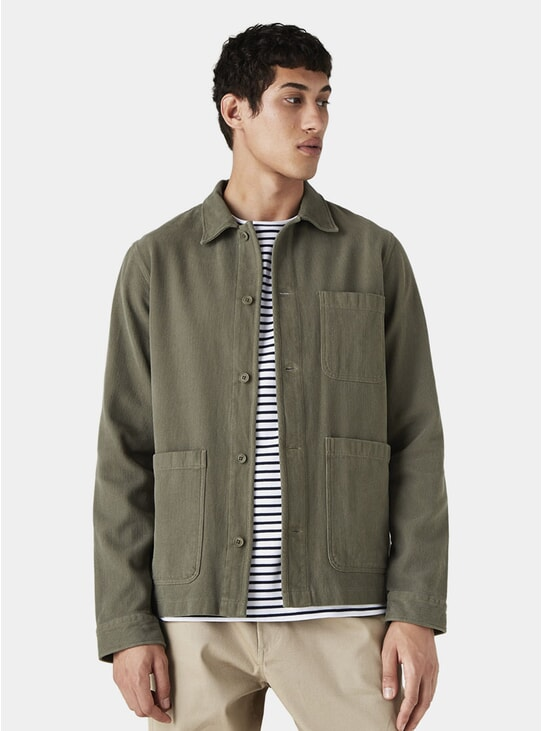 Moss Stone Chet Jacket