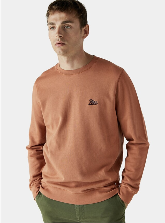 Painters Ochre Lind Logo Sweatshirt