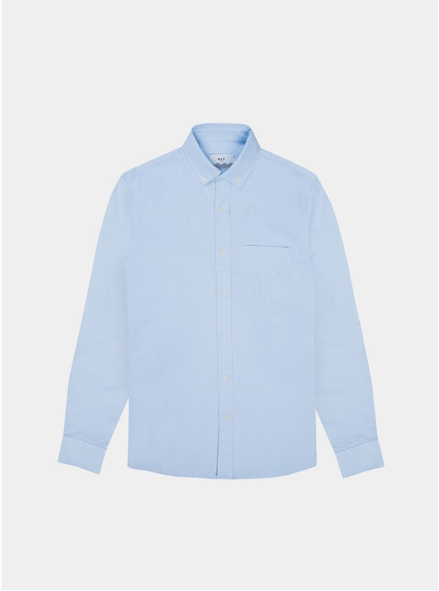 Blue Thirsk Shirt