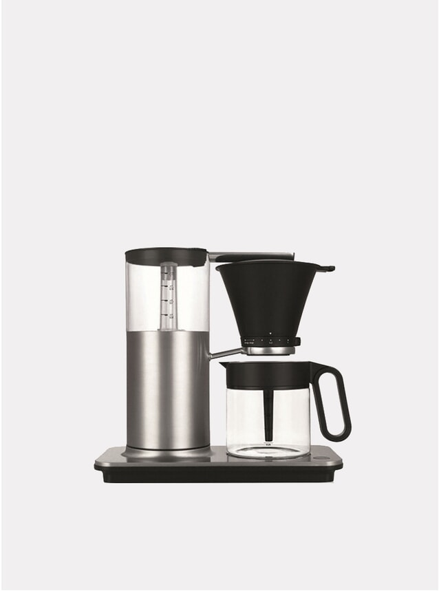 Silver Classic + Coffee Maker