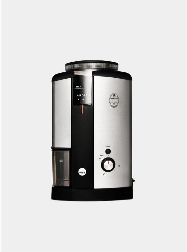 PRE-ORDER Silver Svart Coffee Grinder