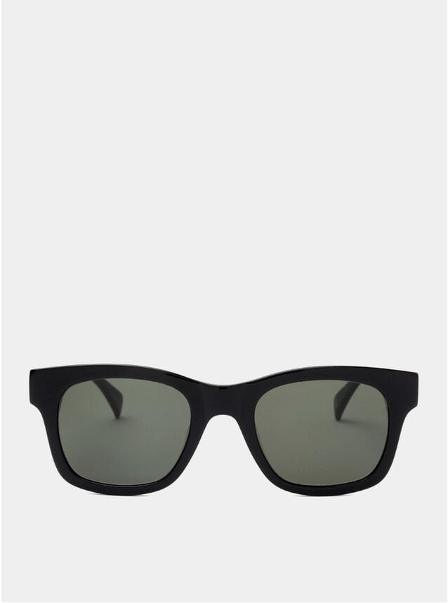 Black Simon Sunglasses