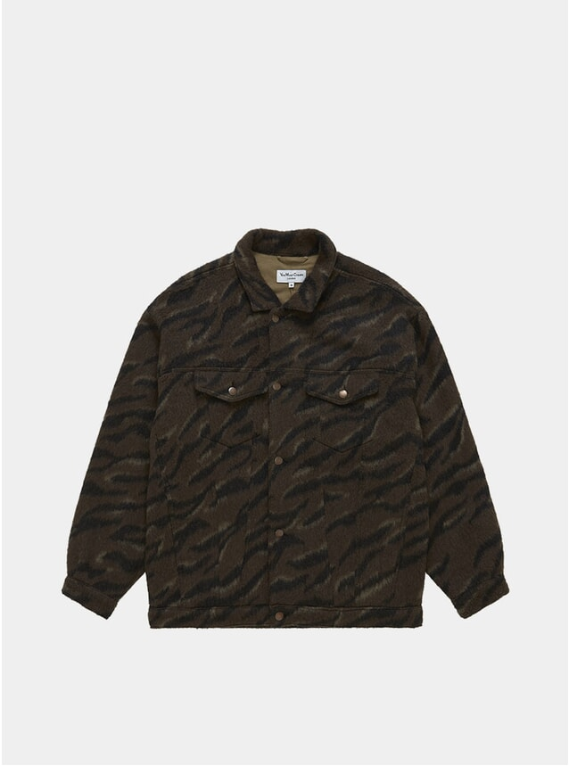 Brown Breakfast Club Jacket