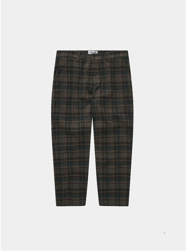 Brown Hand Me Down Trousers