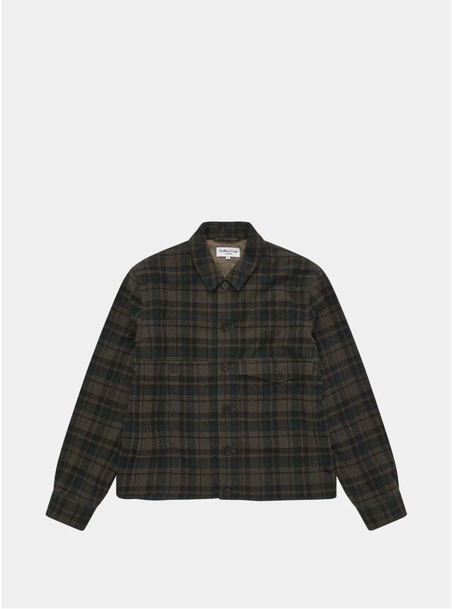 Brown Pinkley Jacket