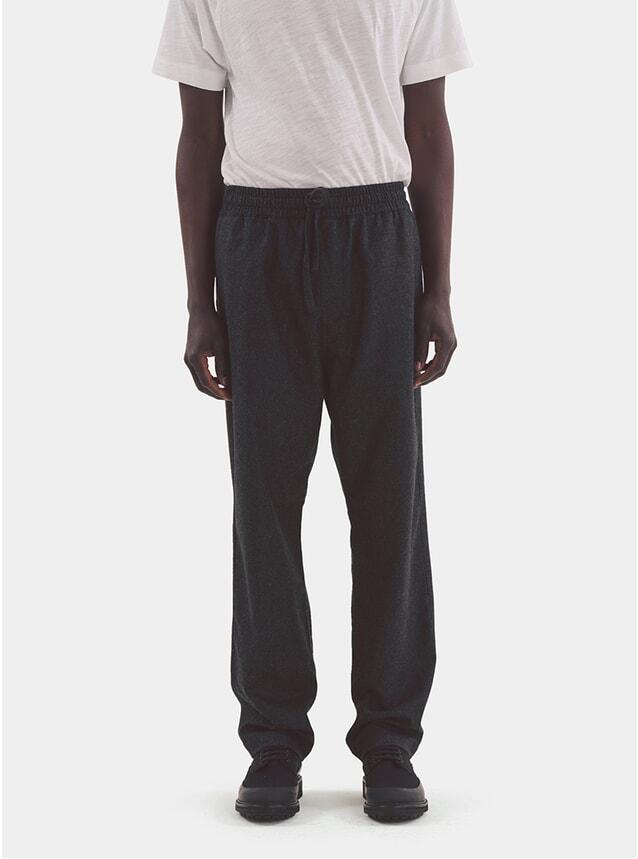 Charcoal Alva Skate Wool Pant