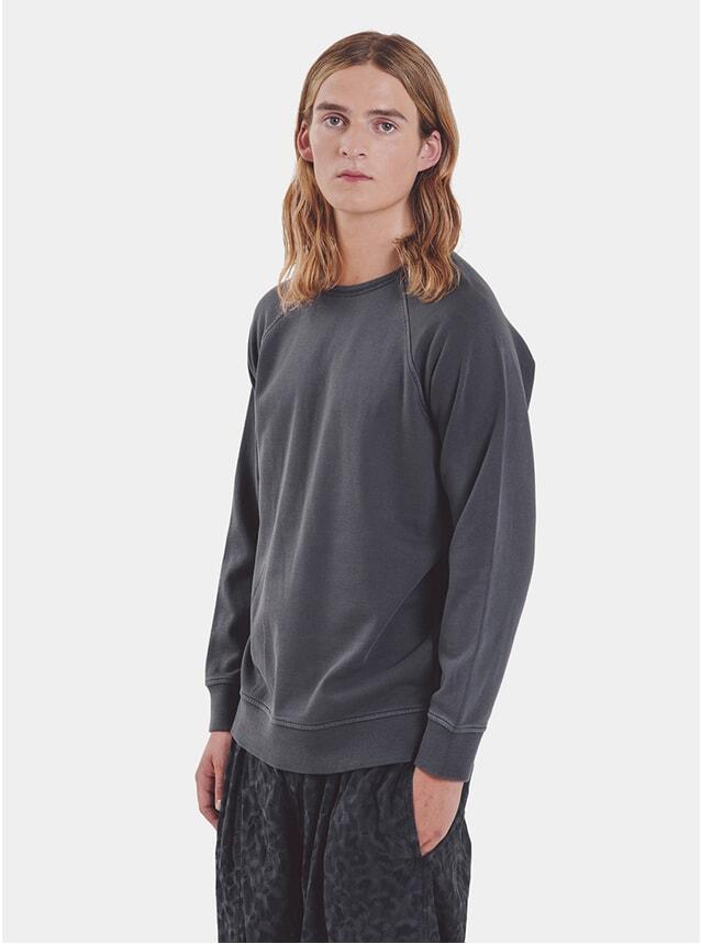 Charcoal Schrank Raglan Sweatshirt