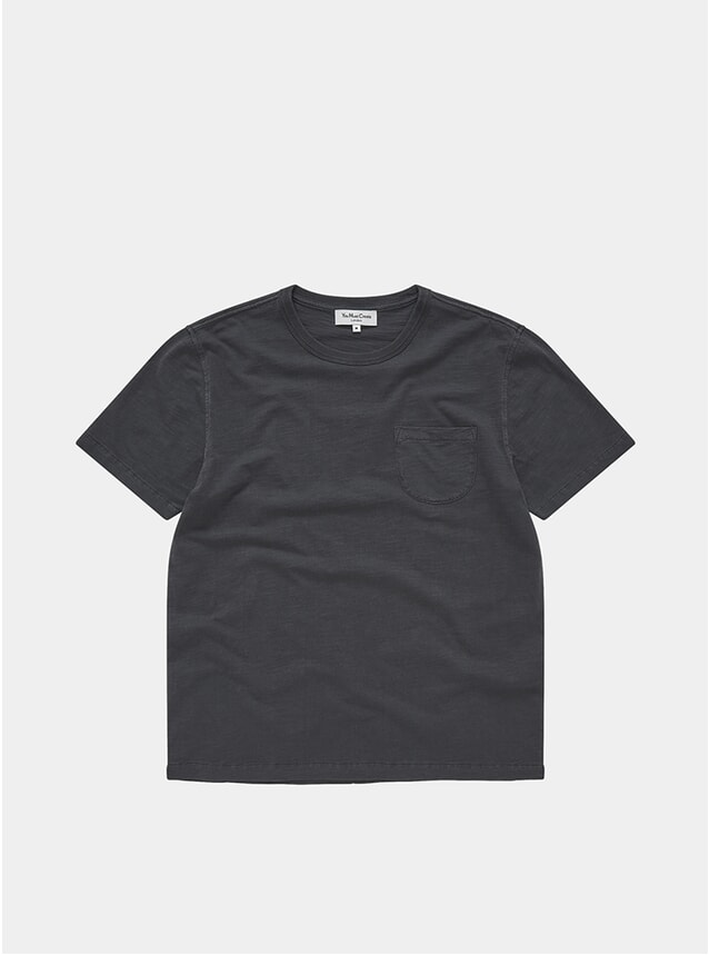 Charcoal Wild Ones Pocket T Shirt