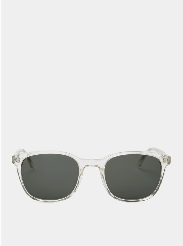 Crystal Hakon Sunglasses