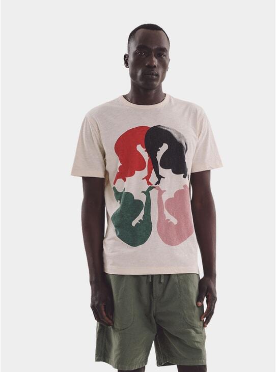 Ecru Bodies T Shirt
