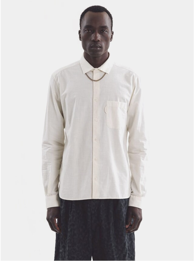 Ecru Curtis Shirt