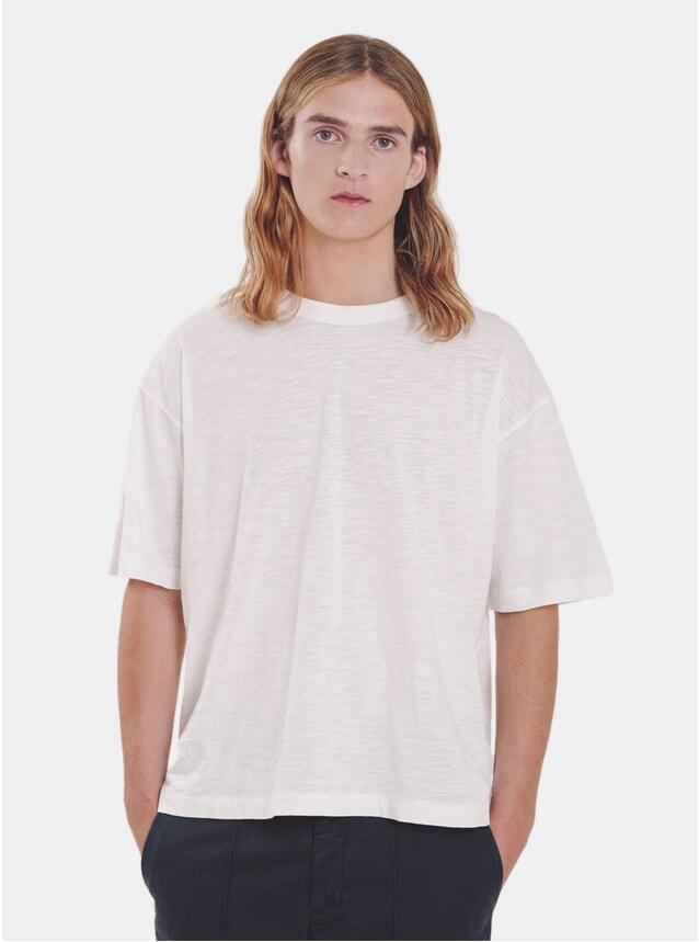 Ecru Triple SS T Shirt
