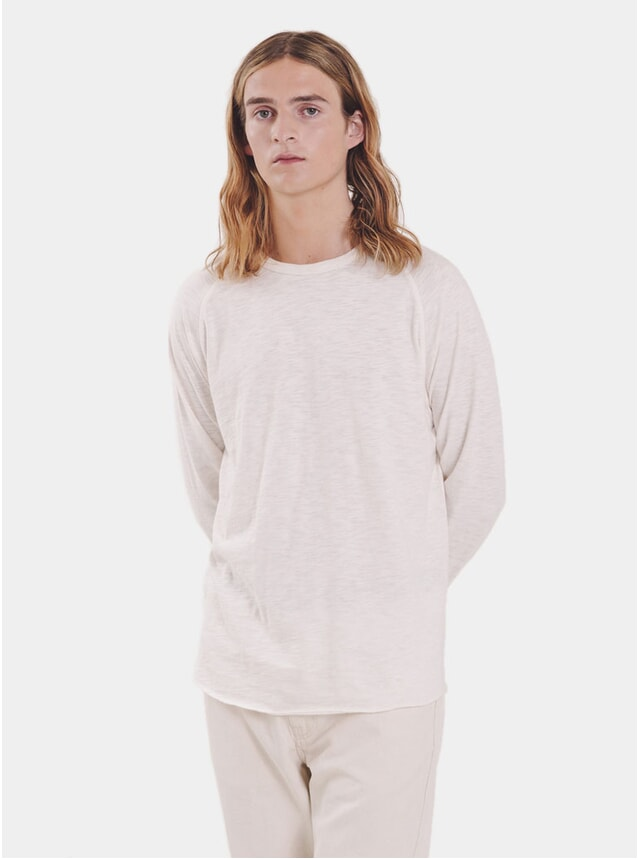Ecru Verlaine Raglan LS T Shirt