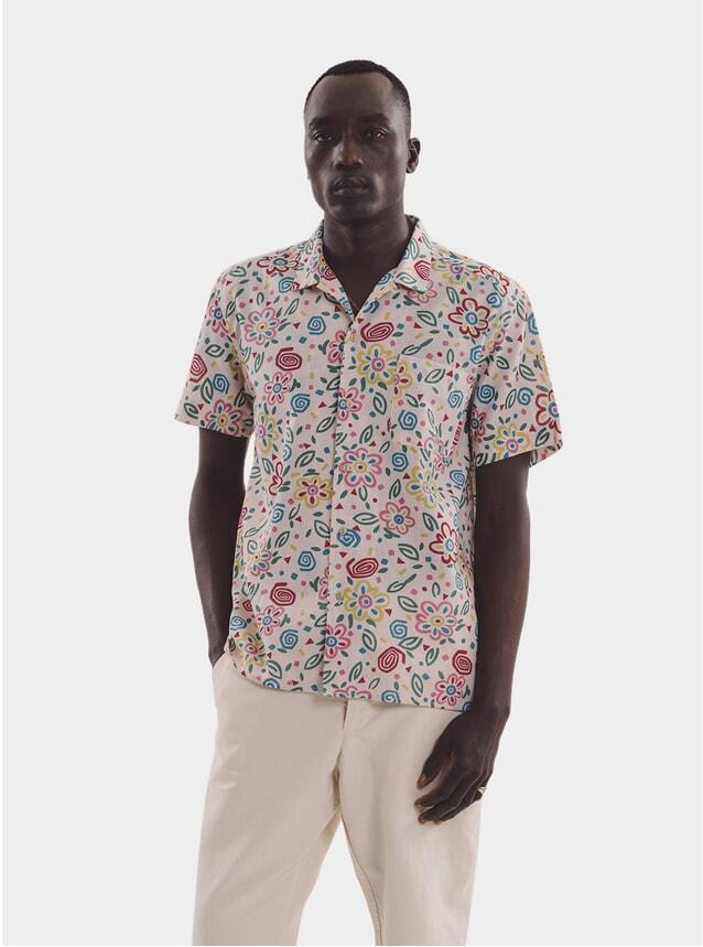 Floral Malick Shirt