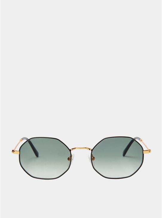 Gold / Black Orla Sunglasses