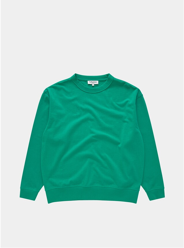 Green Triple LS Top