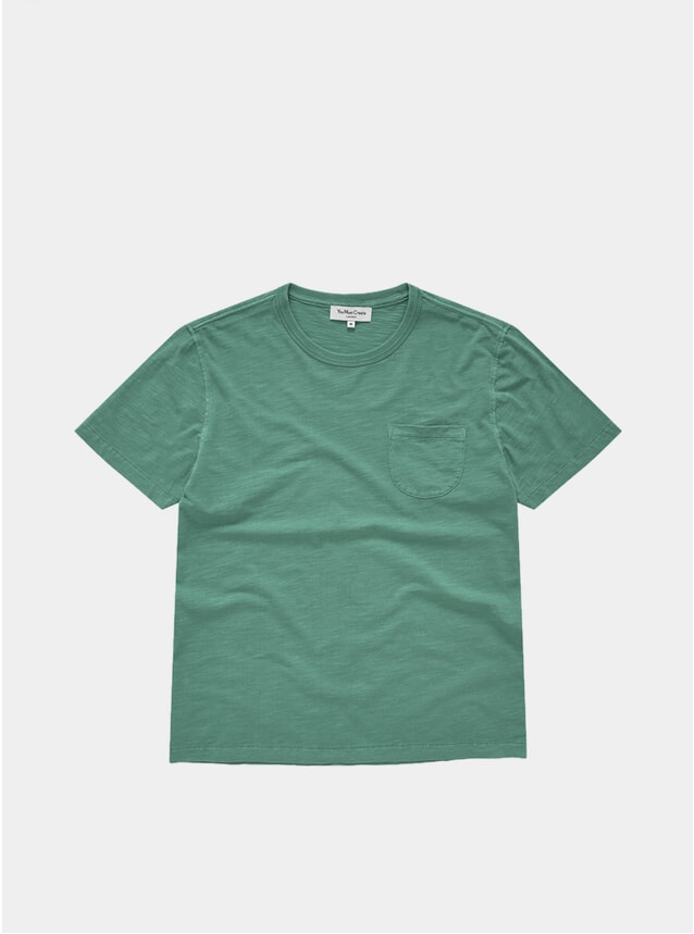Green Wild Ones Pocket T Shirt