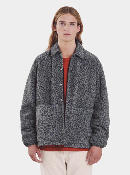 Grey Jocks Jacket