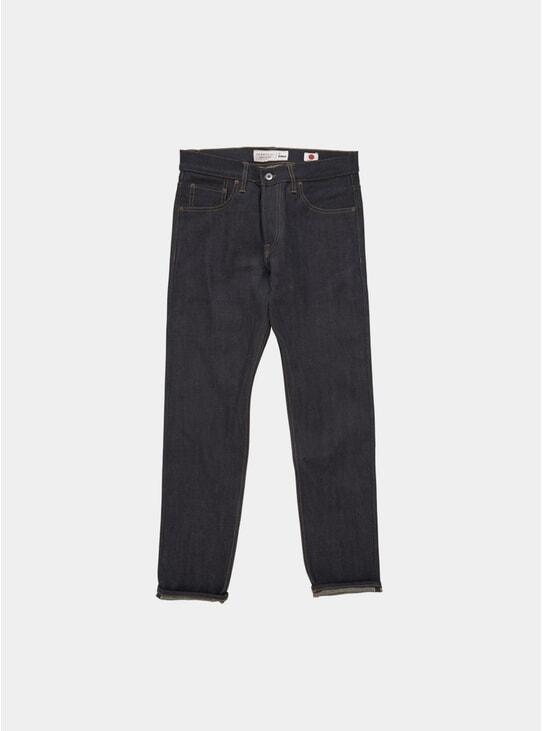 Indigo Tearaway Taper YMC X Hawksmill Jeans