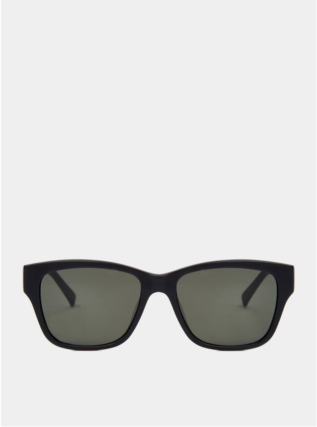 Matt Black Clara Sunglasses