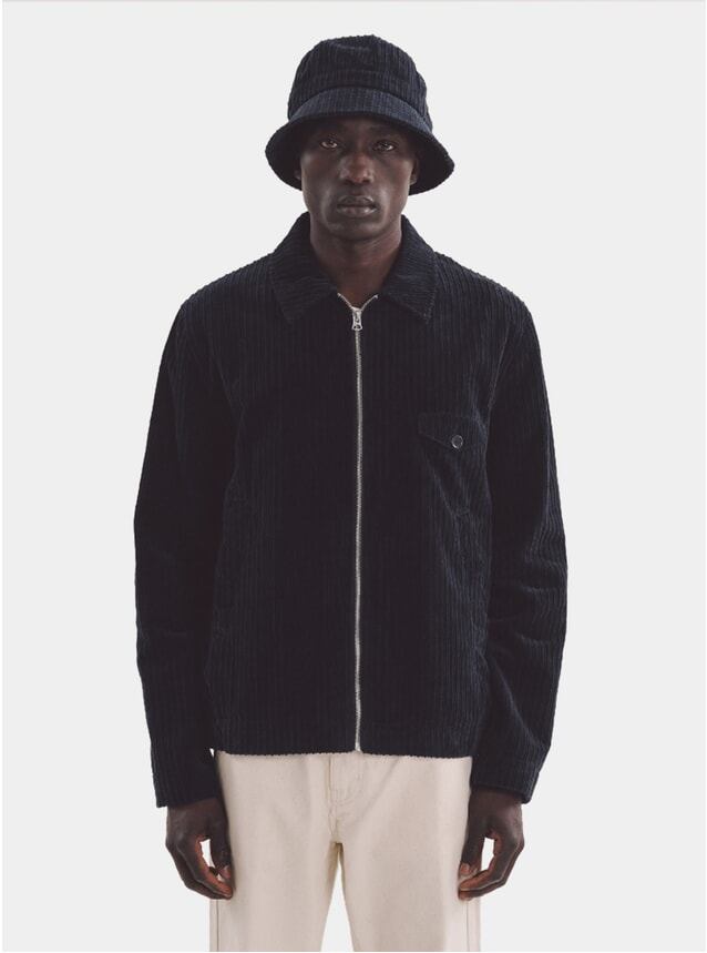Navy Casuals Jacket