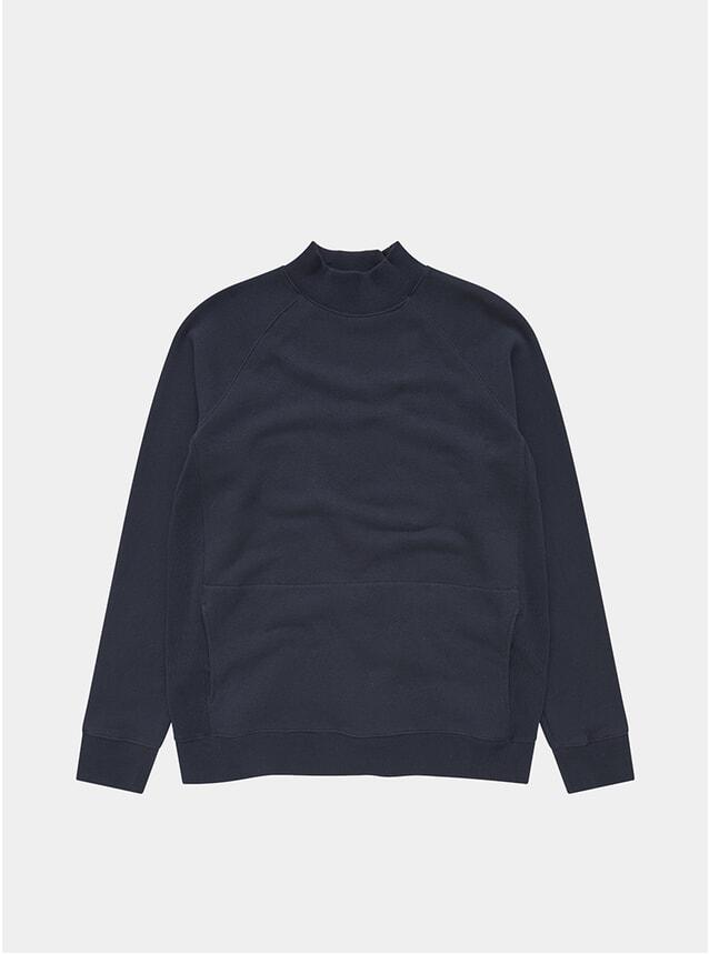 Navy Touche Pocket Sweatshirt