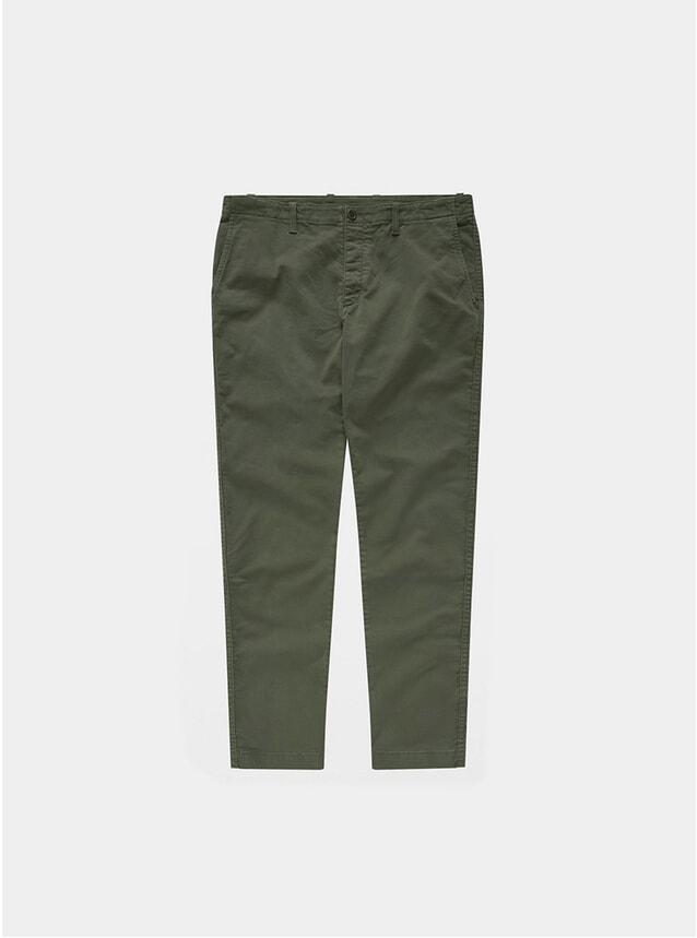 Olive Deja Vu Trousers