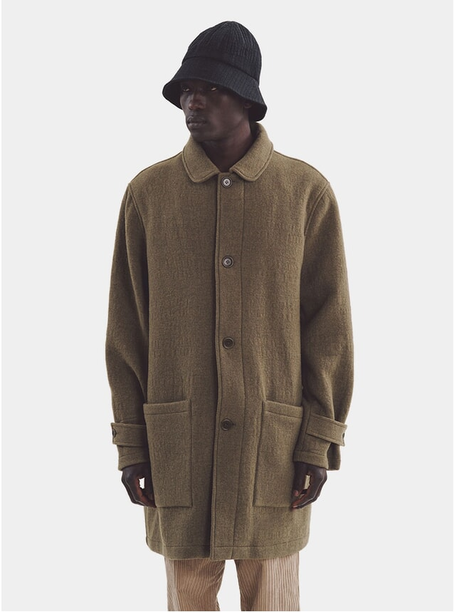 Olive Factory House Coat