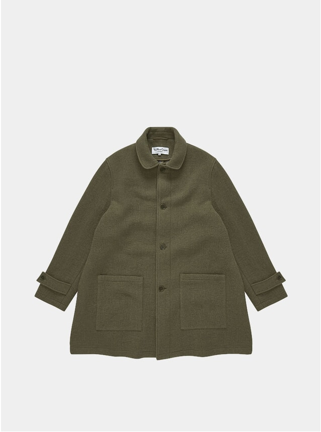 Olive Factory House Coat