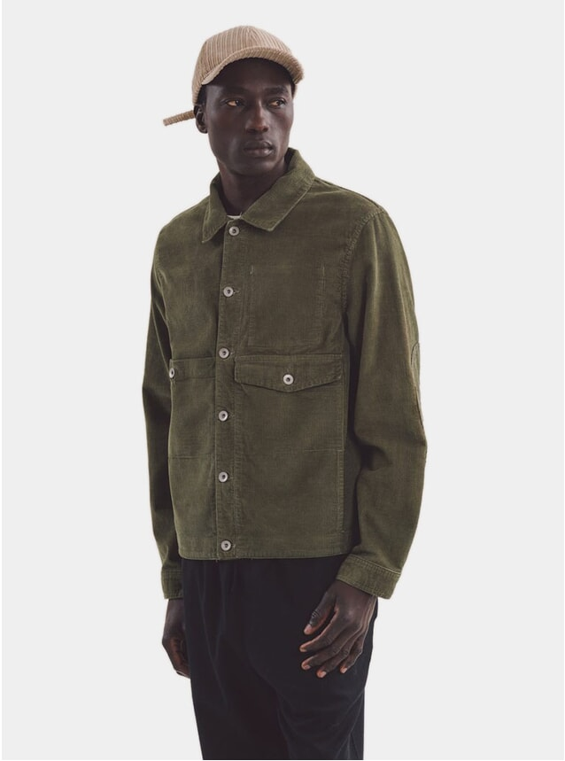Olive  Pinkley Jacket
