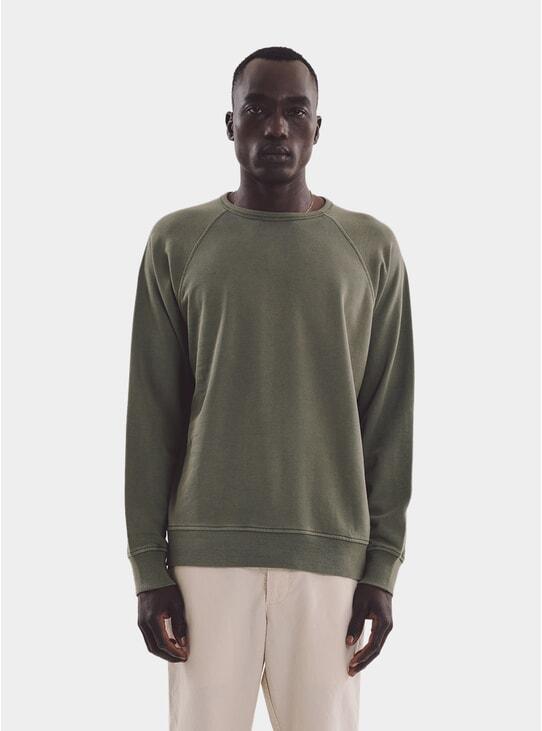 Olive Schrank Raglan Sweatshirt