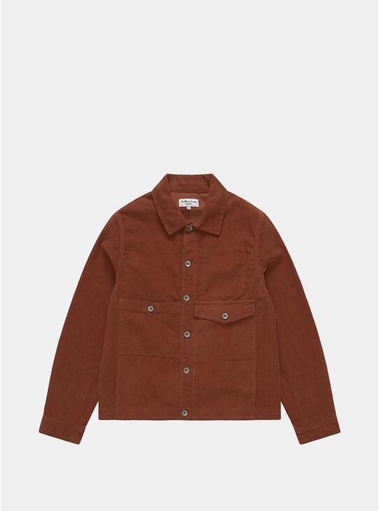 Rust Pinkley Jacket