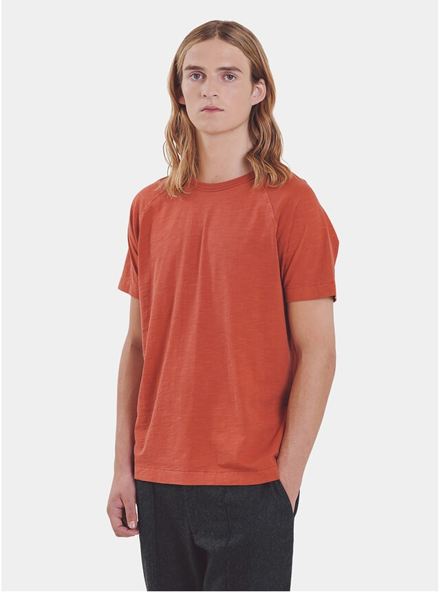 Rust TV Raglan T Shirt