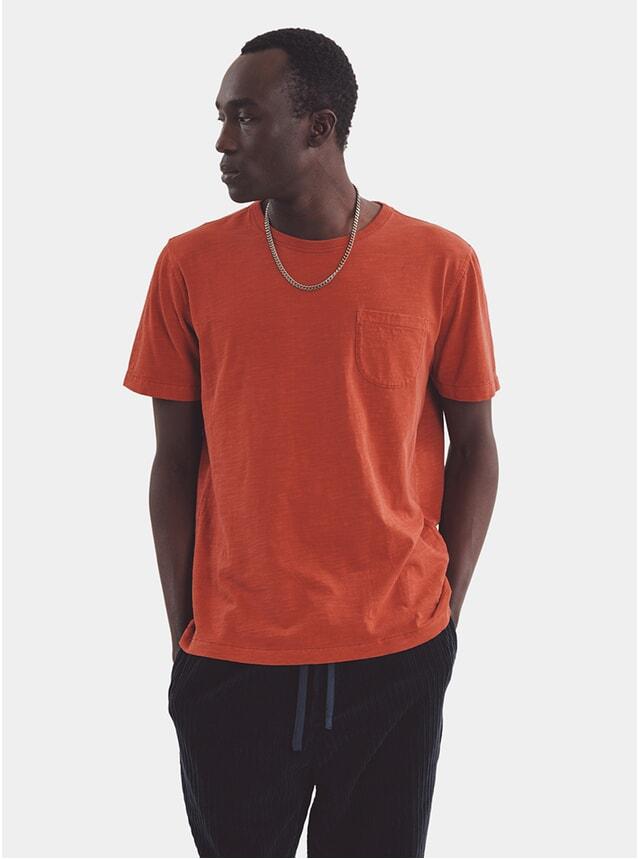 Rust Wild Ones Pocket T Shirt