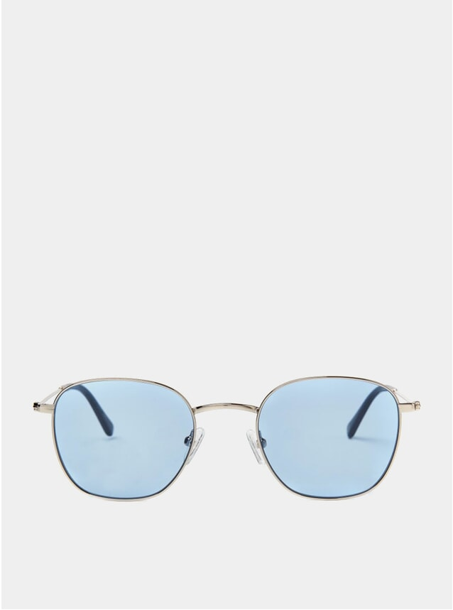 Silver Ash Sunglasses