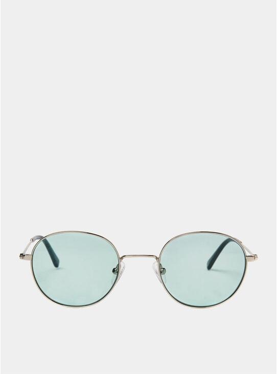 Silver Mads Sunglasses