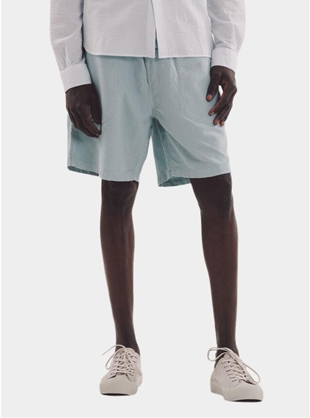 Sky Cargo Shorts