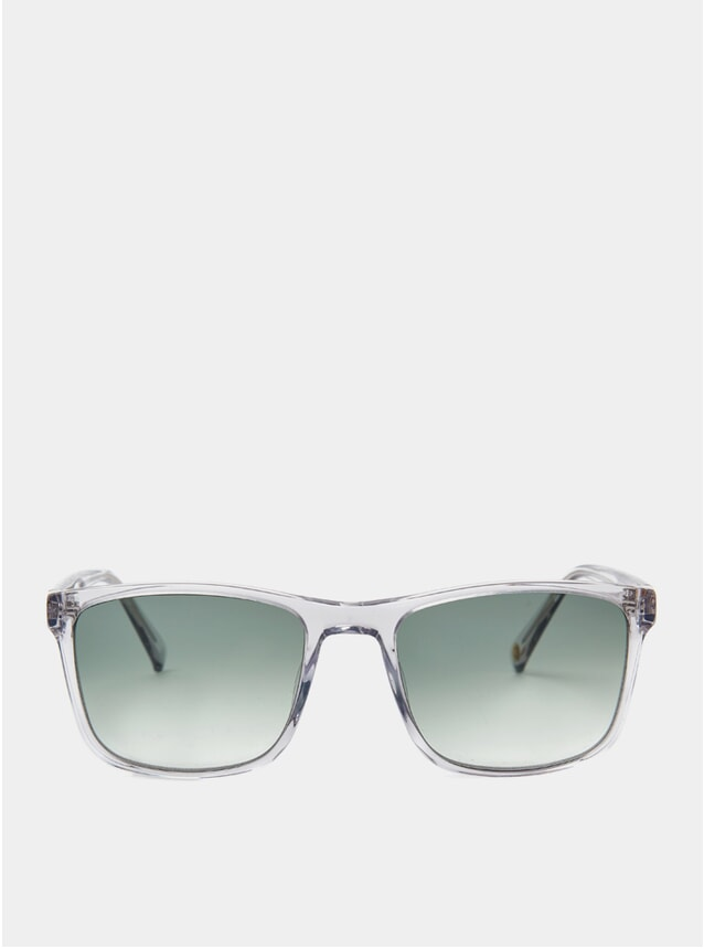 Smoke Crystal Matti Sunglasses