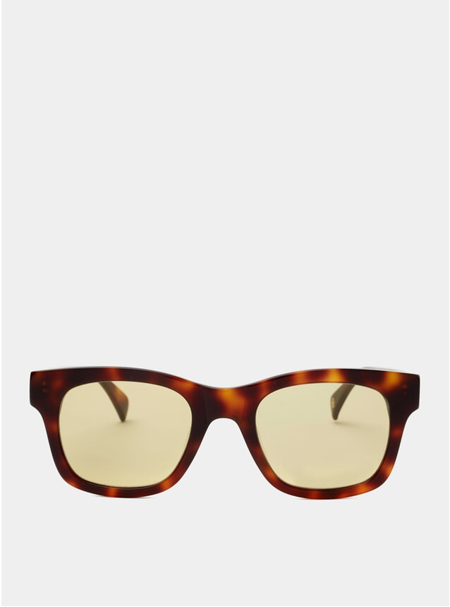 Tortoise Simon Sunglasses