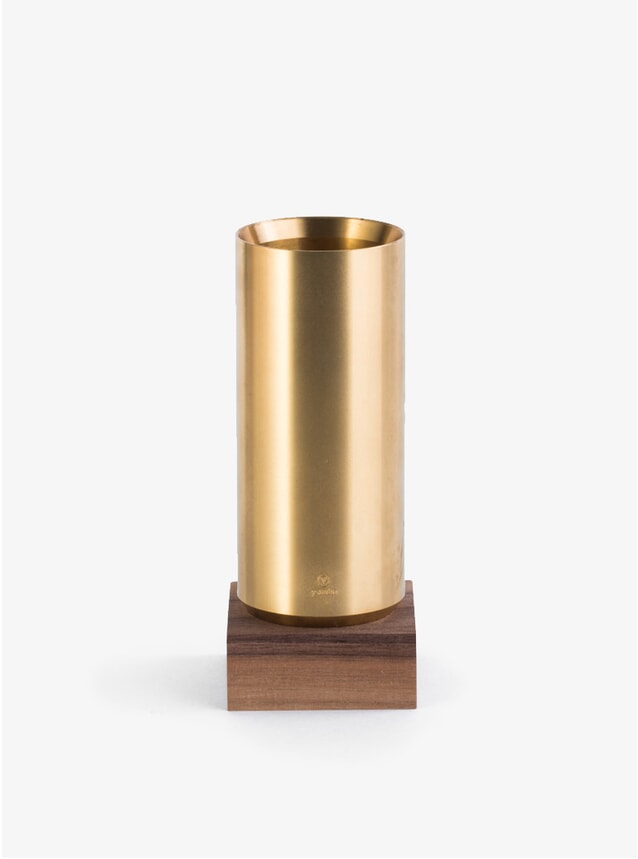 Brass Pen Container