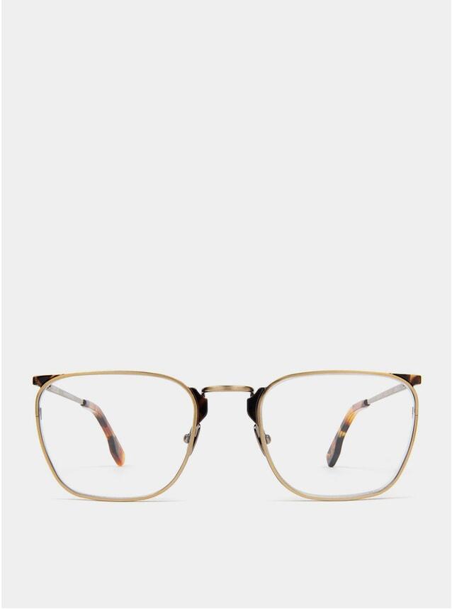 Gold Libero Glasses