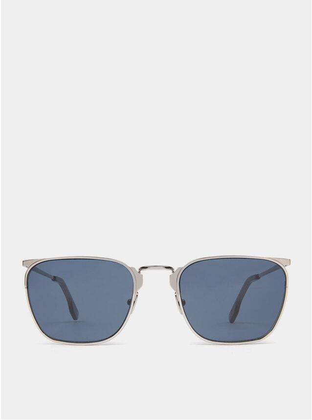 Silver / Blue Libero Sunglasses