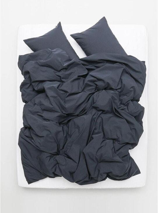 Dark Blue Vintage Egyptian Cotton Bedding