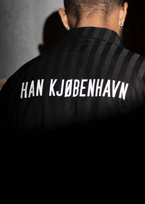 About Han Kjobenhavn