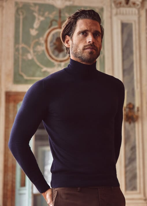 Silk-Cashmere Knitwear