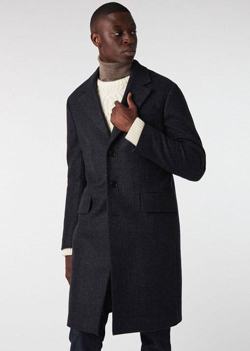 Shop by Men's Overcoats