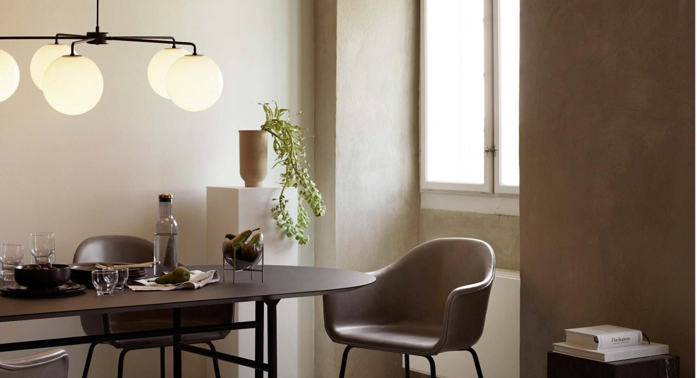 5 Of The Best Dining Room Lighting Ideas For 2020 Opumo Magazine