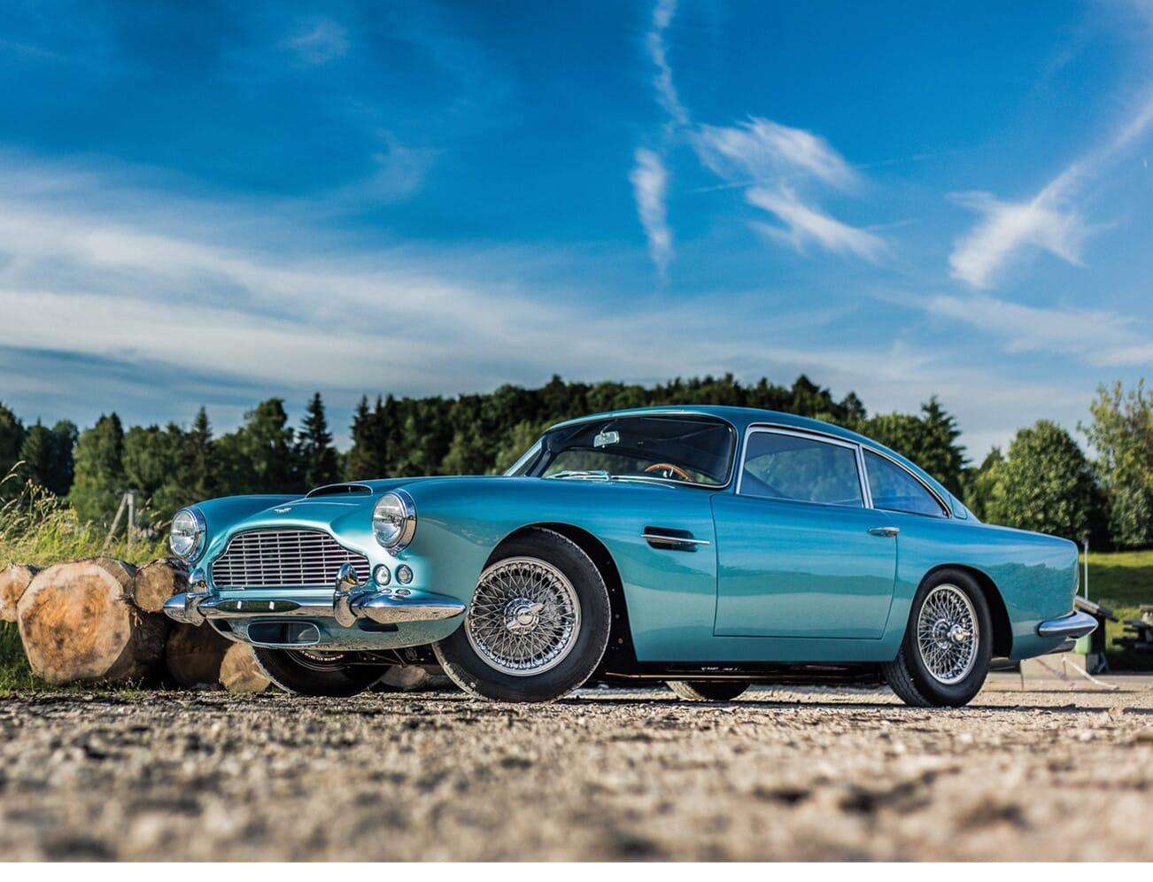 This 1962 Aston Martin Db4 Ss Engine Series Iv Still Shines Opumo Magazine
