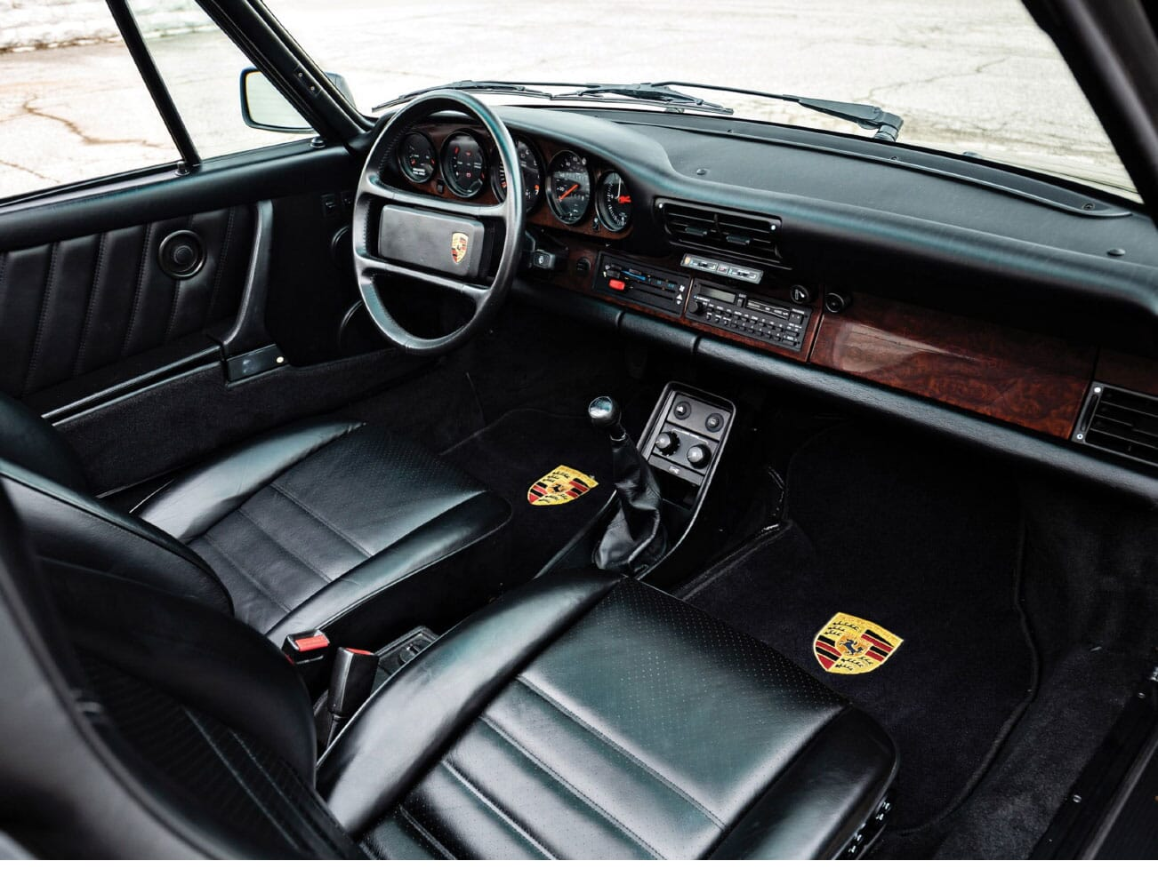 Porsche 930 Flat Nose A Motoring Icon Opumo Magazine